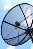 Black antenna communication Royalty Free Stock Photos