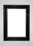 Black antique frame Stock Photo