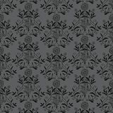 Black antique seamless Stock Photos