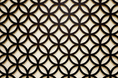 The black arabic style  background Stock Image