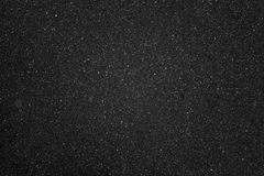 Black asphalt road surface texture Royalty Free Stock Photo