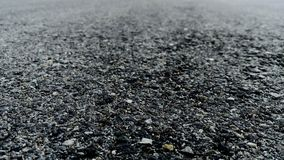 Black Asphalt Trailing Into `Infinity` stock photos