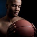 Black athlete Stock Photos