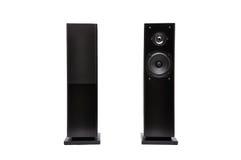 Free Black Audio Speakers Royalty Free Stock Photo - 22235905