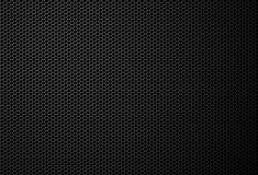Black automotive grill background Royalty Free Stock Image