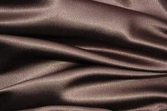 Black background. Black silky background, close-up Stock Images