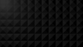 Black 3D background texture. Black gray 3D texture suitable for wallpaper, web pages, business cards Stock Photo