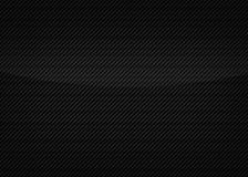 Black background of carbon fibre texture stock illustration