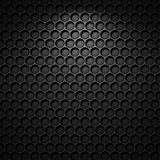 Black background of circle pattern texture. Background with circle pattern texture royalty free illustration
