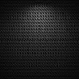 Black background of circle pattern texture Royalty Free Stock Photos