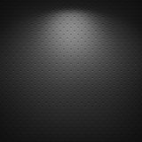 Black background of circle pattern Royalty Free Stock Images