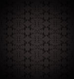 Black background with floral pattern. High quality black background with floral pattern Stock Photos