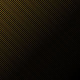 Black background in gold stripes Stock Photo