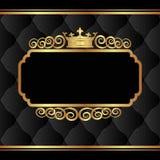 Black background Royalty Free Stock Image