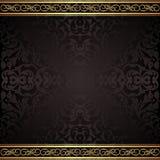 Black background Royalty Free Stock Photography