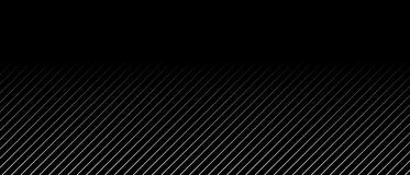 Black Background with gray stripes and colour transition Stock Photo