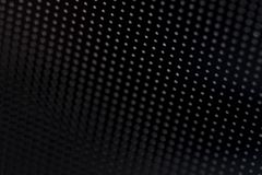 Black background with holes royalty free stock images