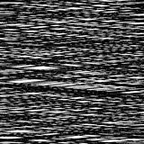 Black background of interwoven lines Stock Photography