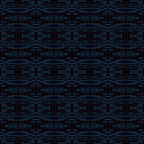 Black background with seamless pattern. Ideal for printing Stock Images