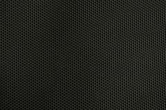 Black background texture. Macro-photo of fabric cordura Stock Images