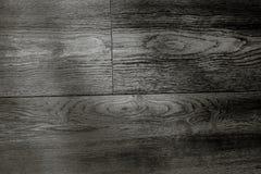 Black background wood texture Royalty Free Stock Image