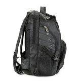 Black backpack Royalty Free Stock Photo