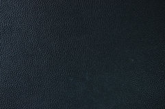 Black backrest. Black backrest of the chair Royalty Free Stock Photography