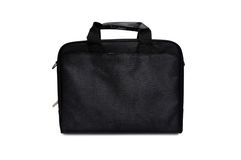Black bag Royalty Free Stock Photos