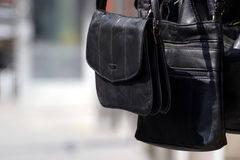 A black bag Royalty Free Stock Images