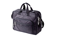 Black bag Royalty Free Stock Photos