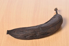 Black banana Stock Image