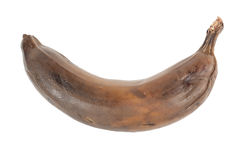 Black banana Royalty Free Stock Photo