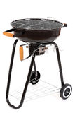Black barbecue grill Royalty Free Stock Image