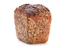 Black barley bread Royalty Free Stock Photos