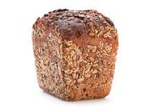 Black barley bread Royalty Free Stock Photos