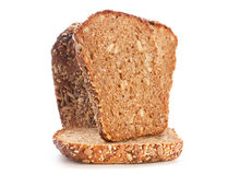 Black barley bread Royalty Free Stock Image