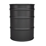 Black barrel Stock Image