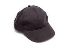 Black baseball cap Stock Photography