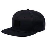 Black baseball cap Royalty Free Stock Photo