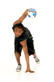 Black Basketball player Stock Images