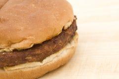 Black Bean Burger Stock Photos