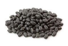 Black beans stock images