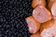 Black Beans Royalty Free Stock Photo