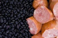 Black Beans Royalty Free Stock Photo