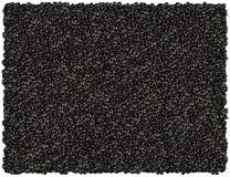 Black beans background Royalty Free Stock Image