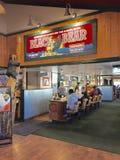 Black Bear Restaurant stock photo