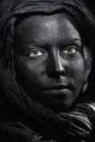 Black beauty Royalty Free Stock Image