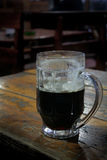 Black beer Stock Images