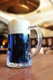 Black beer Stock Photo