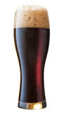 Black beer Stock Photography